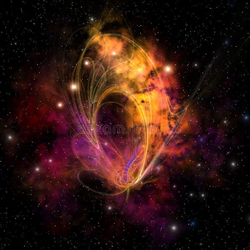 Racimo globular libre illustration