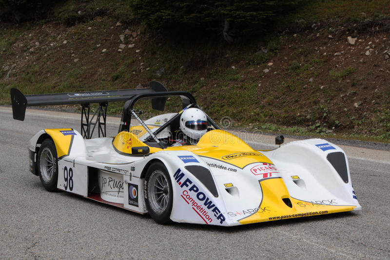 Download Racing car editorial image. Image of grenoble, speed - 33575375