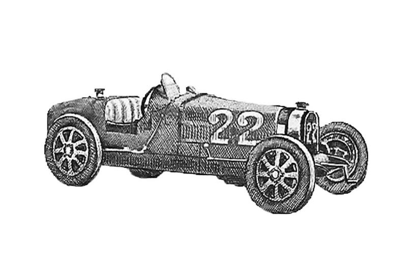 Racing Car Motorsports Monochrome Vintage stock images