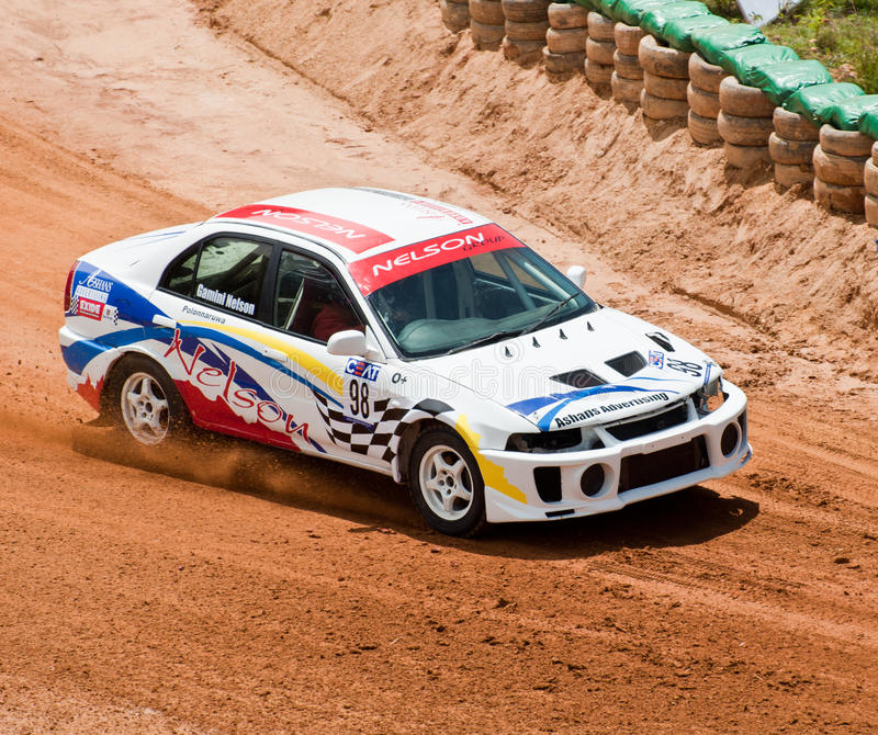 Download Racing car in srilanka editorial stock photo. Image of hill - 26511778