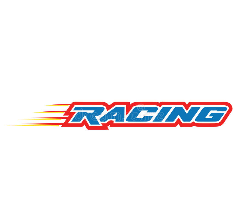 racing logo design stock vector illustration of ride 84287666