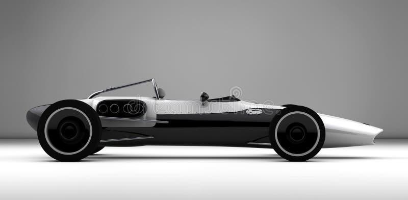Download Racing sports car concept stock illustration. Illustration of hobbies - 21233652