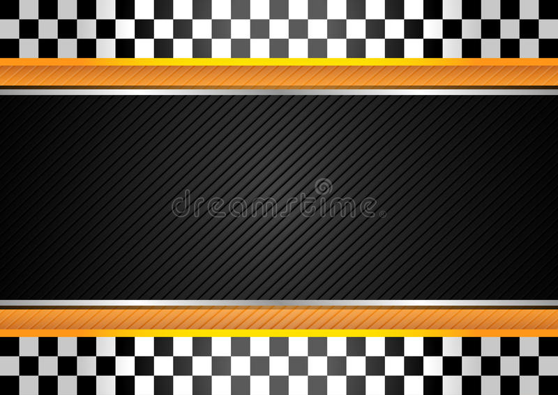 Racing striped background. Vector design 10 eps vector illustration