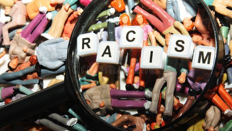 Racisme image libre de droits