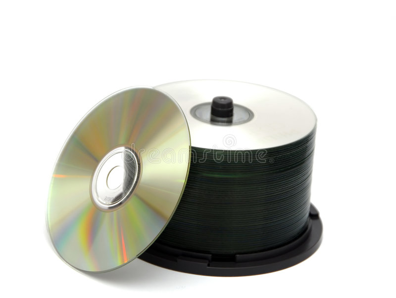 Download Rack Of CDs Stock Photo - Image: 2309620