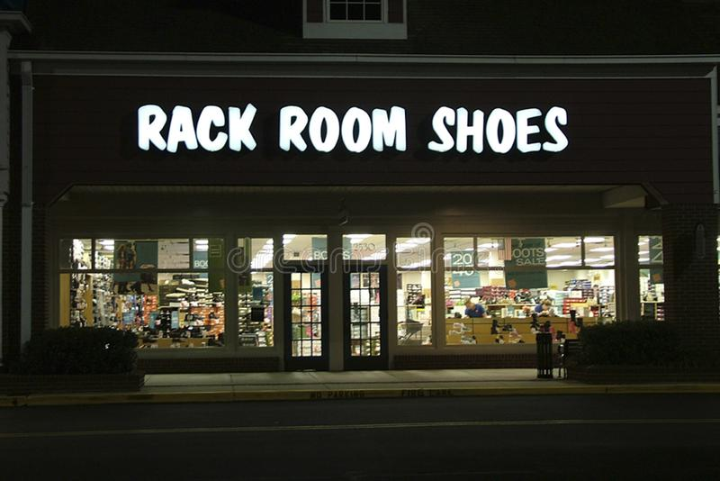 Shoe Store In Annapols, Maryland
