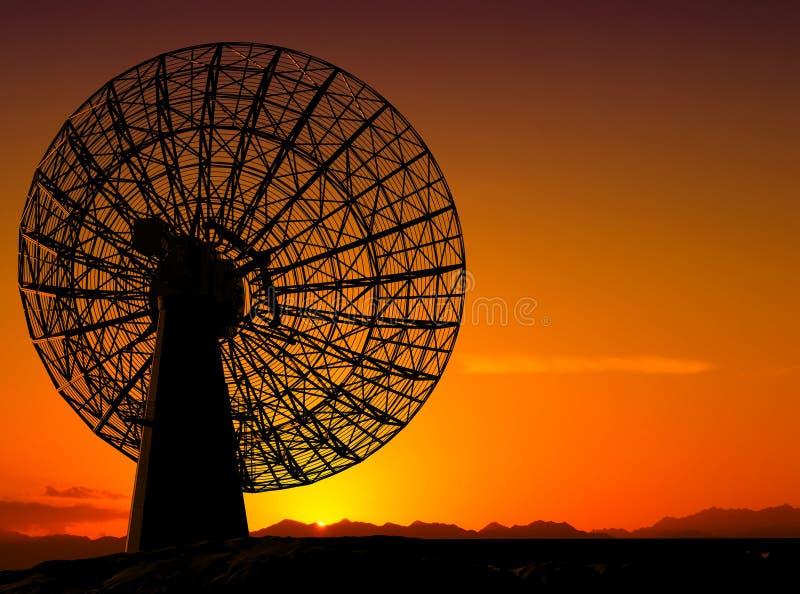 Download Radar ilustracji. Ilustracja złożonej z komunikacja, przyjęcie - 13326876
