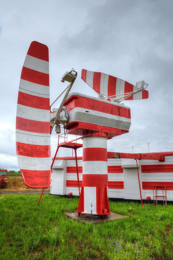 Radar fotografia royalty free