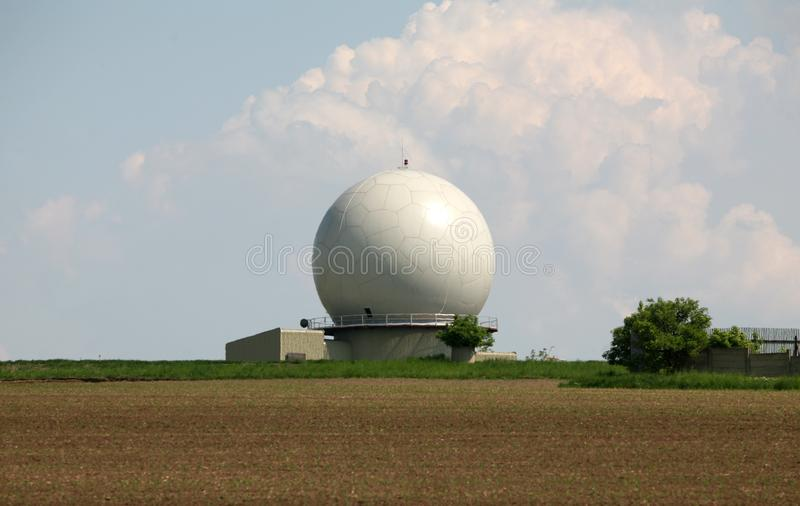 Download Radar stock photo. Image of ranging, field, planes, radar - 5180502