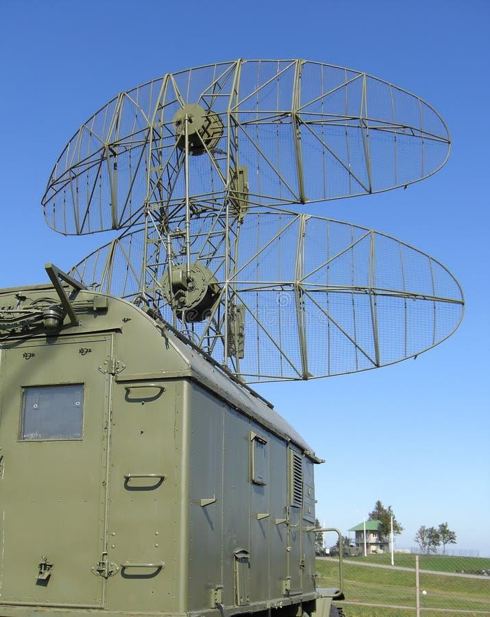 radar royaltyfri fotografi