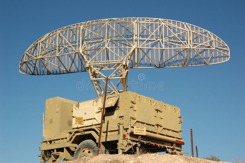 Radar anti de los aviones imagenes de archivo