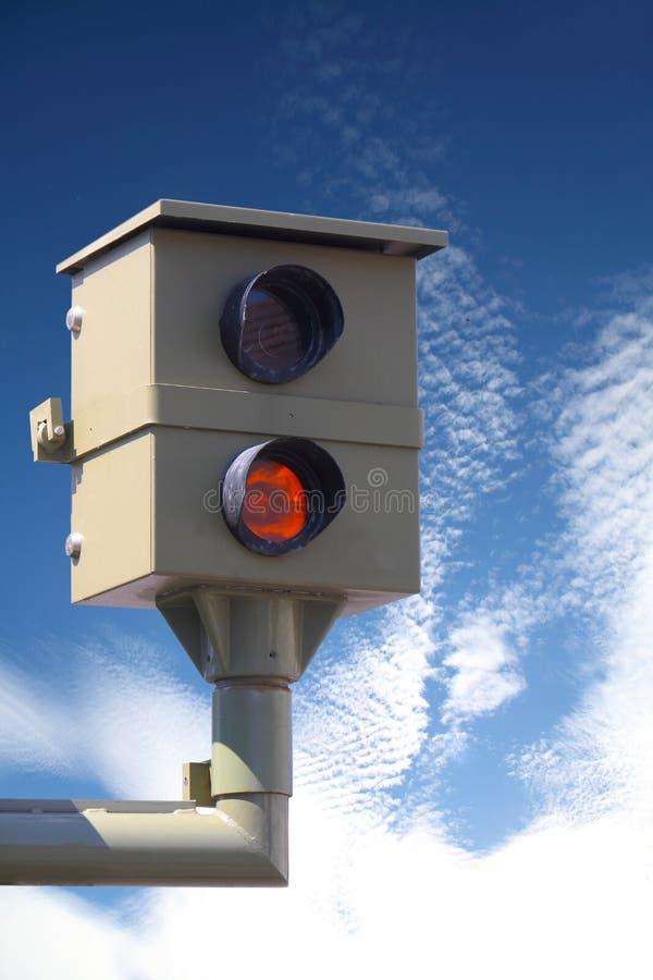 Radar control, flash royalty free stock images