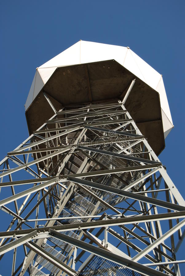 Radar di Doppler fotografie stock libere da diritti