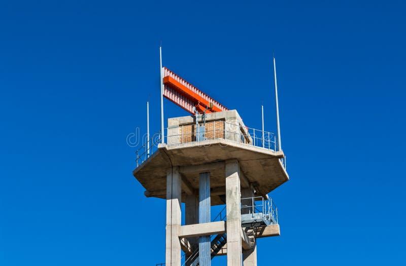 Radar militaire d'aviation photos libres de droits