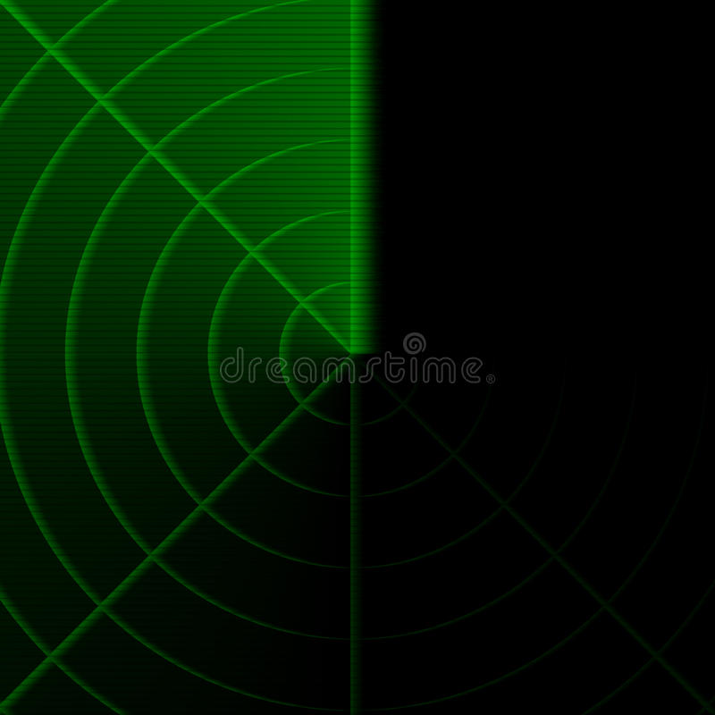 Download Radar Screen Stock Photo - Image: 12901670