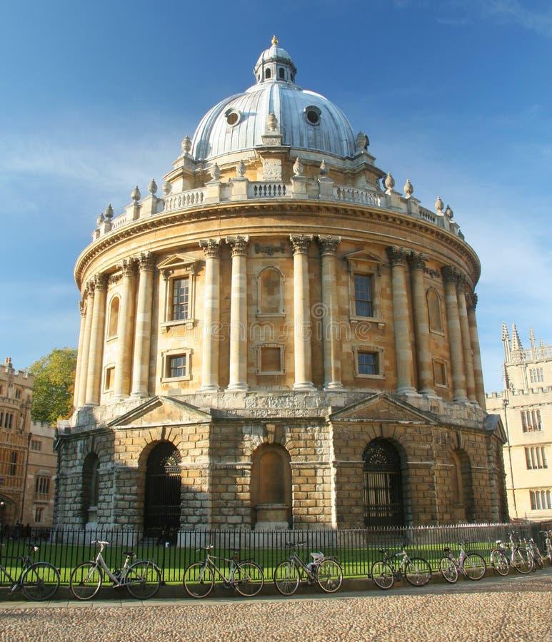 Radcliffe Camera, Oxford stock image