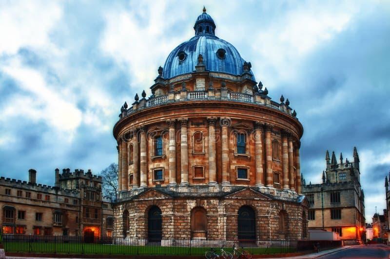 Radcliffe Camera Oxford royalty free stock photos