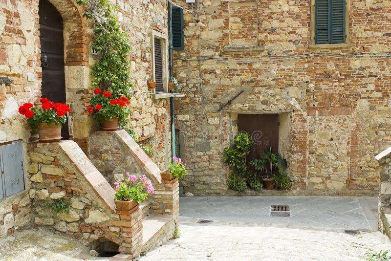 Radda in Chianti lizenzfreie stockfotos