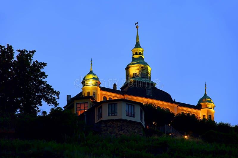 Download Radebeul spitzhaus 库存照片. 图片 包括有 目的地, 蓝色, 小山, 城堡, 夜间, 小酒馆 - 22355942