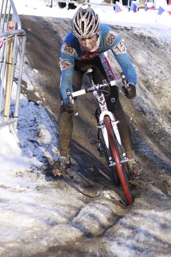 Download Radek Simunek - Cyclocross Checos Representant Imagem Editorial - Imagem de czech, neve: 12808465