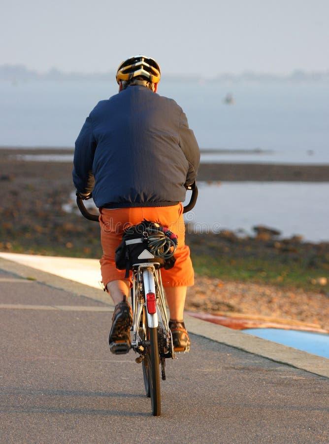 Radfahren stockbild