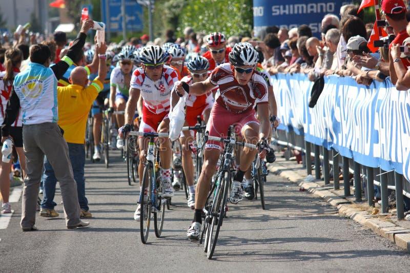 Radfahren - UCI Straßen-Weltmeisterschaften 2009 stockfotografie