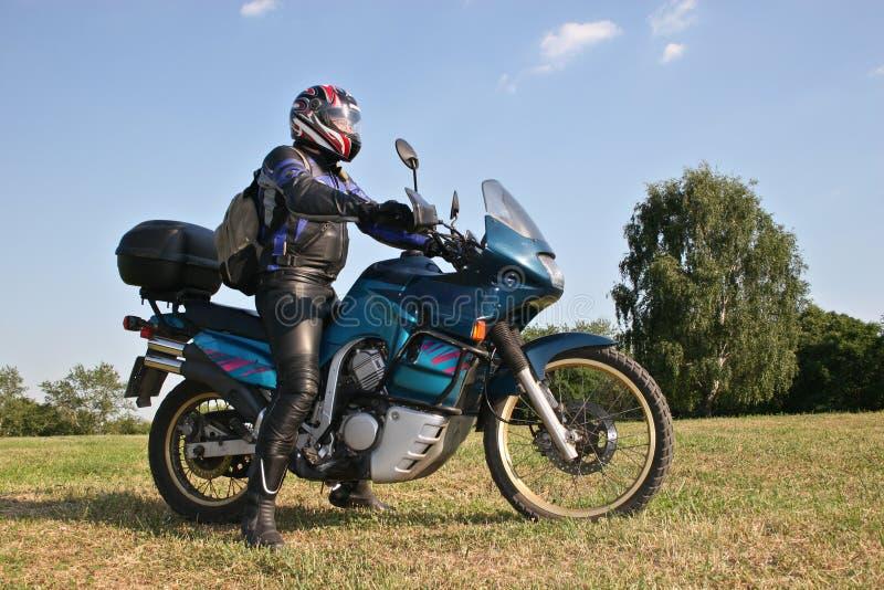 Radfahrer lizenzfreie stockfotos