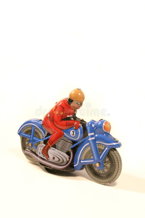 Radfahrerabbildung stockfoto