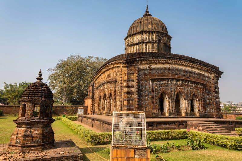 Radha Gobinda temple in Bishnupur stock photo