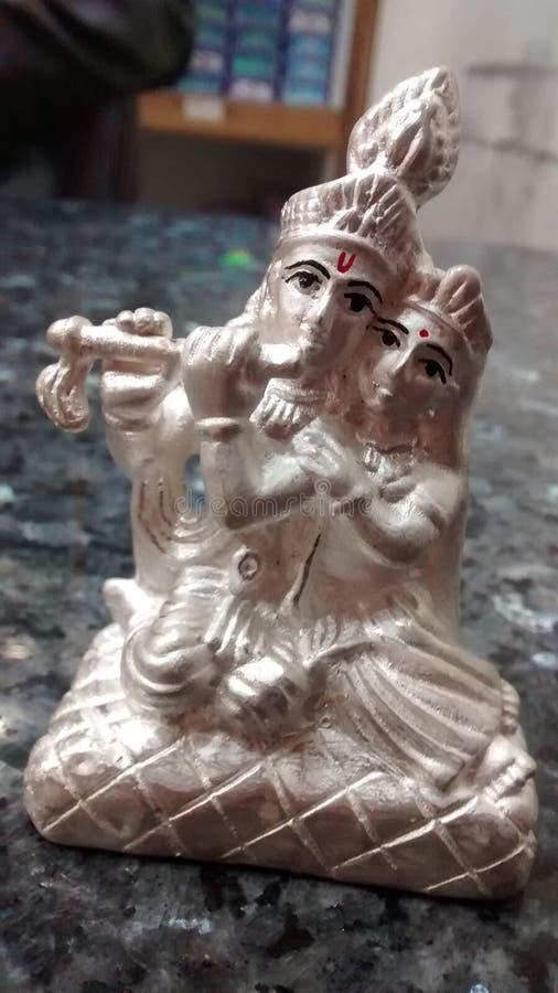 Radha krishan στοκ εικόνα