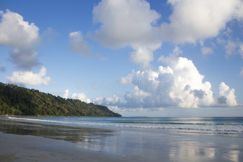 Radha Nagar Beach -2 photo stock