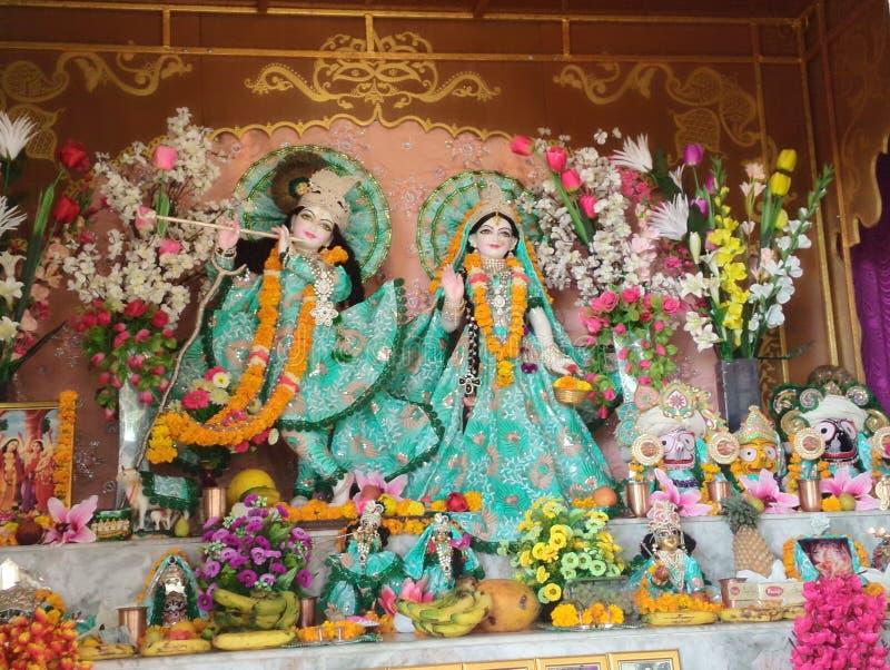 Radhe Krishna στοκ εικόνες με δικαίωμα ελεύθερης χρήσης