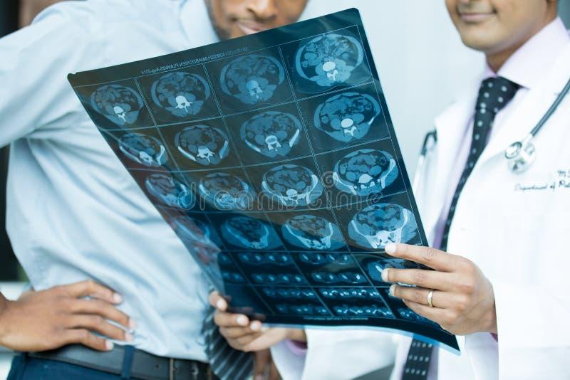 radiólogos imagen de archivo