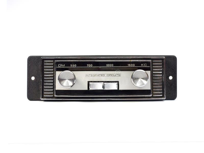 radia samochodowego zdjęcie royalty free