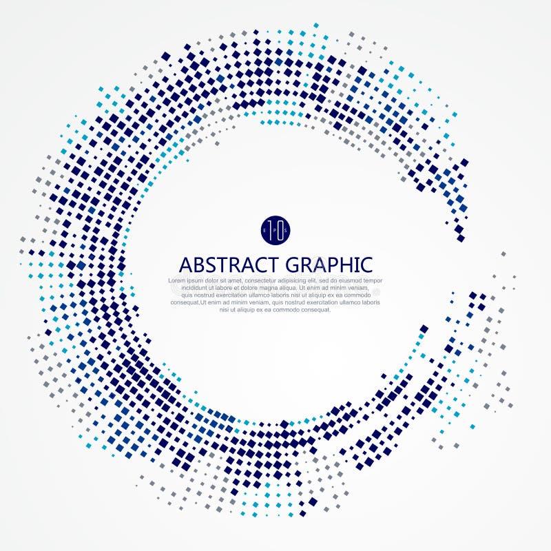 Radiaal Rooster Grafisch Ontwerp vector illustratie