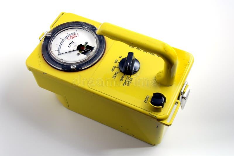 Radiactividad fotografía de archivo libre de regalías