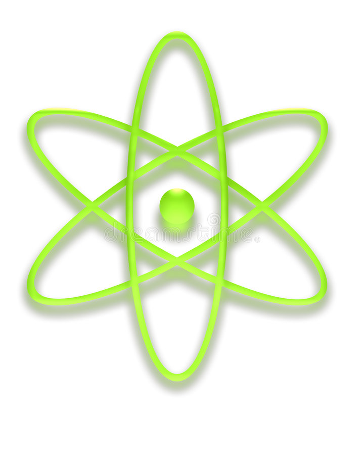 Radiactivo ilustración del vector
