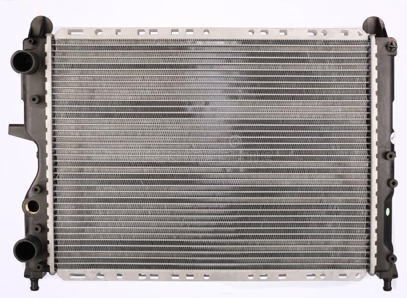 Radiador del coche imagen de archivo