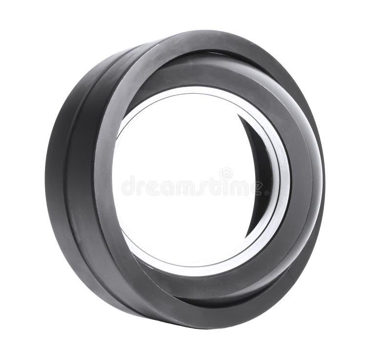 Radial spherical plain bearing. Isolated on white background stock image