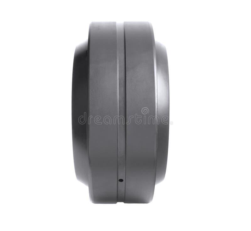Radial spherical plain bearing. Isolated on white background royalty free stock photos