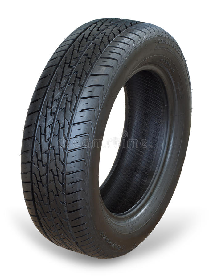 Download Radial Tire stock image. Image of white, transportation - 16299593