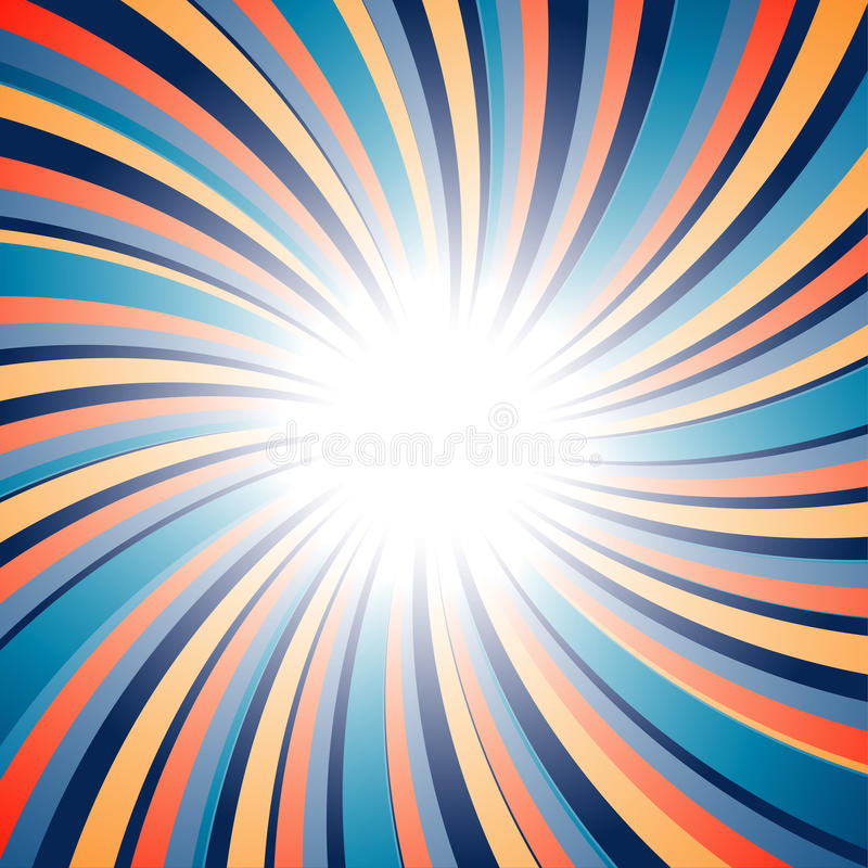 Download Radial twirl stock vector. Image of generated, pattern - 12587074