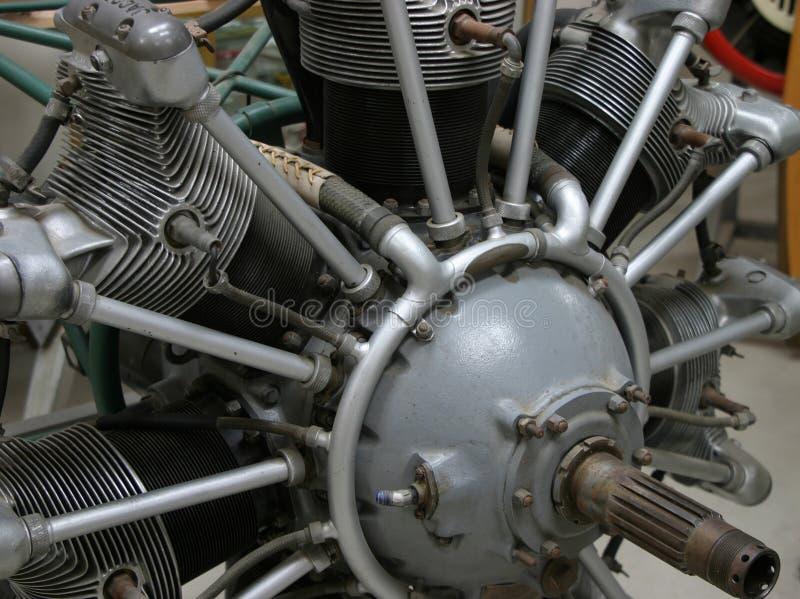 Radialmotor lizenzfreie stockfotografie