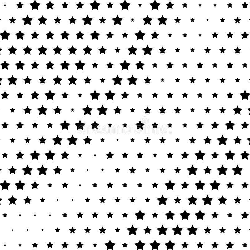 Radialpunktmuster oder Halbtonhintergrund vektor abbildung
