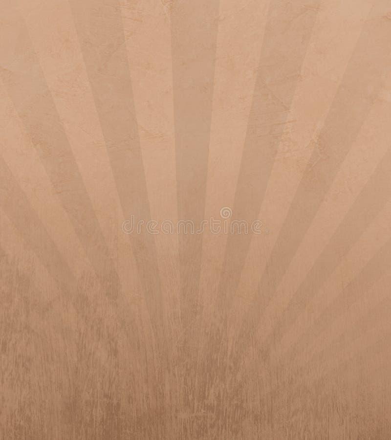 Radialstrahl sprengte strukturierten Hintergrund vektor abbildung