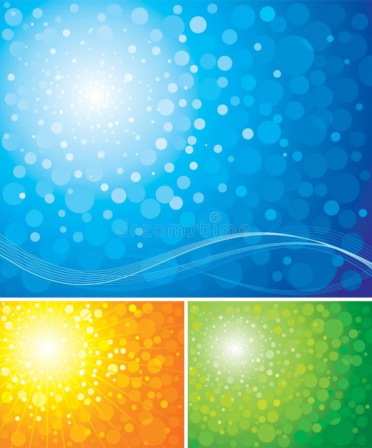 Free Radiance Background Stock Image - 7333461