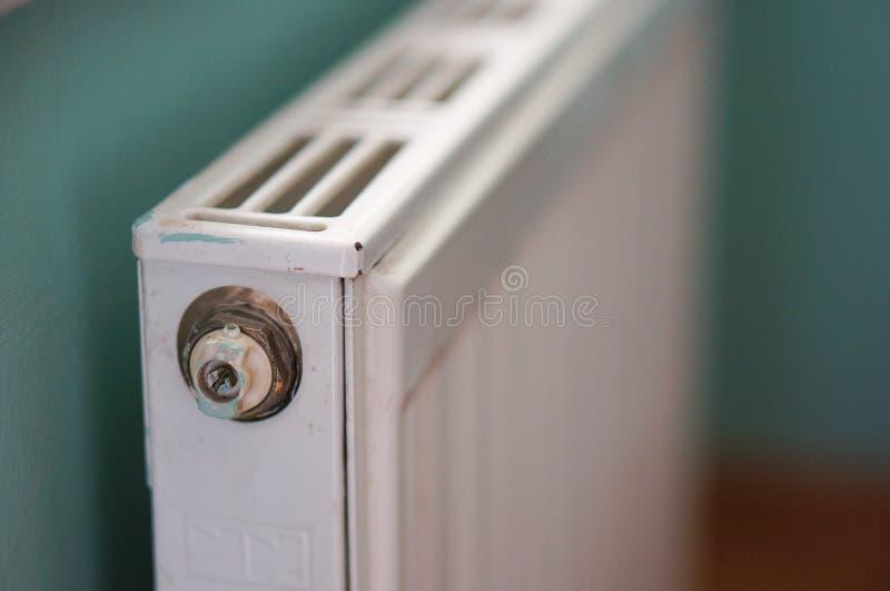 Radiateur en métal images stock