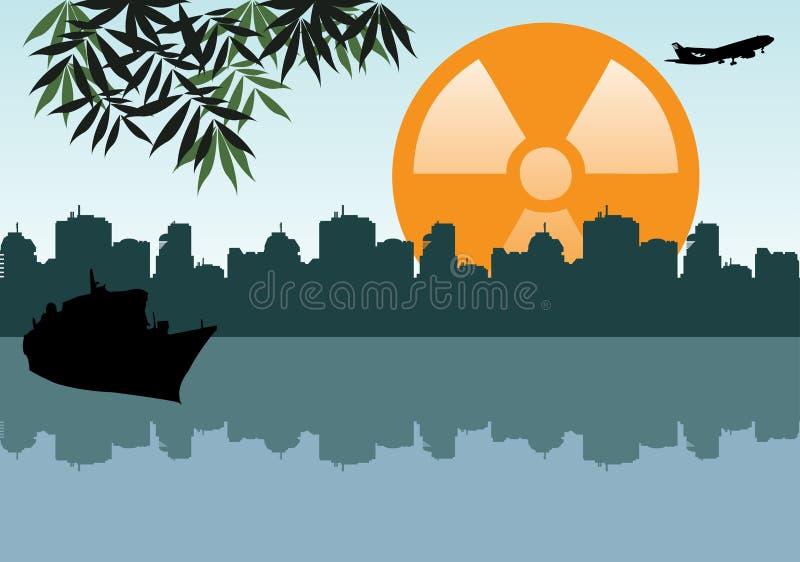 Radiating Sun Stock Images