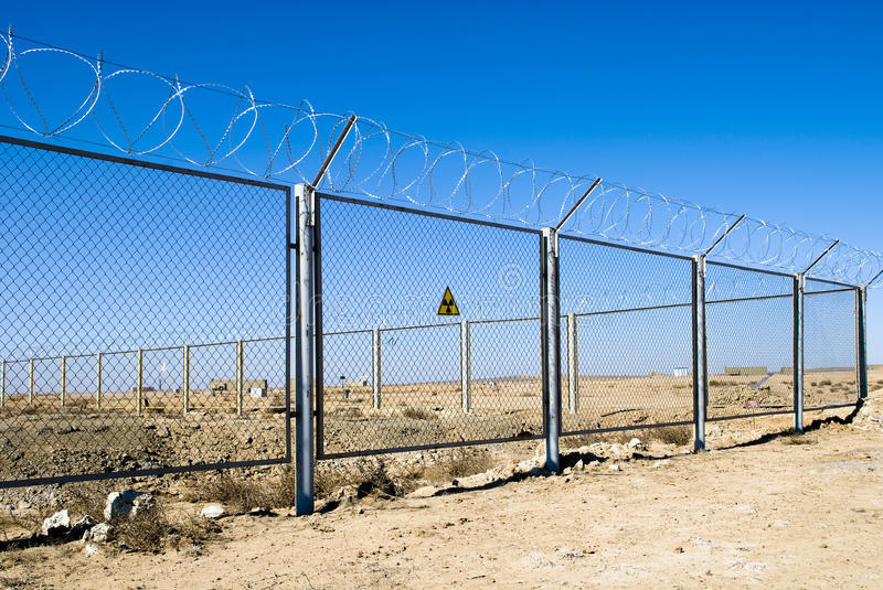Download Radiation zone stock image. Image of sign, permanent - 25533175
