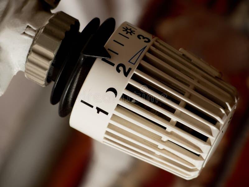 Radiator Regulator Royalty Free Stock Photo